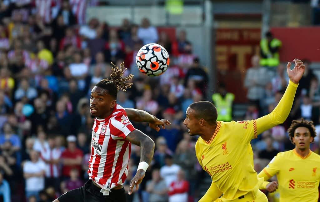 Brentford vs. Liverpool