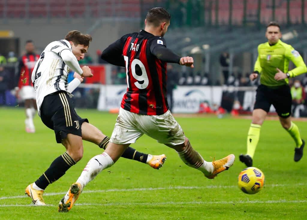 Juve vs AC Milan