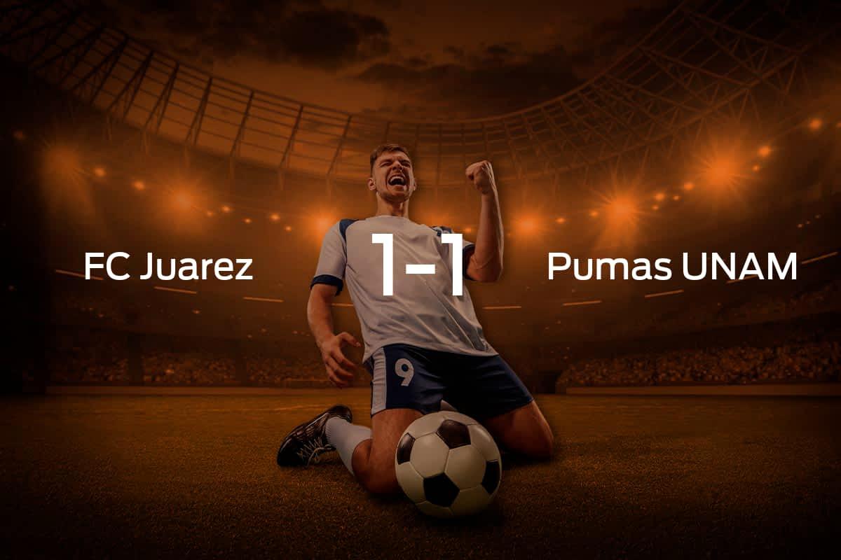 FC Juarez vs. Pumas UNAM