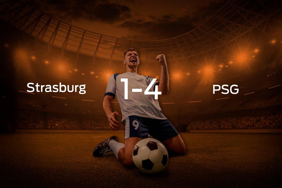 Strasburg vs. PSG