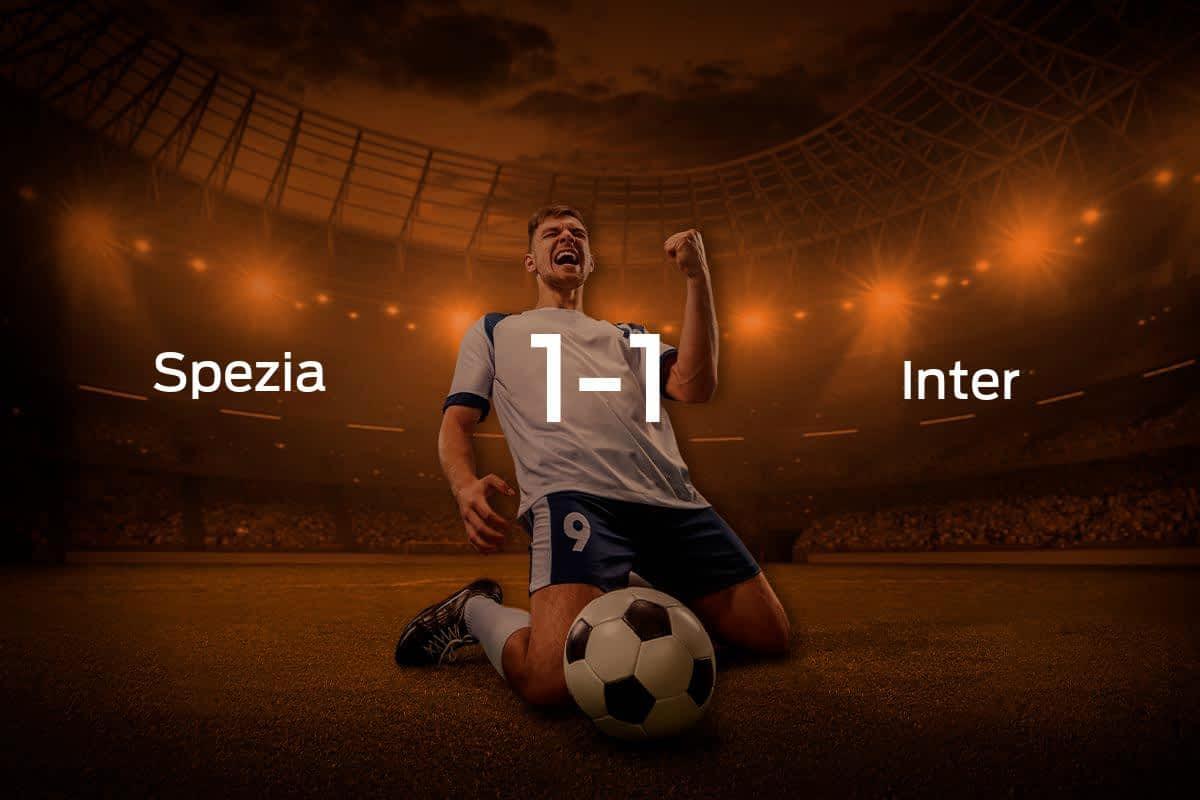 Spezia Calcio vs. Internazionale