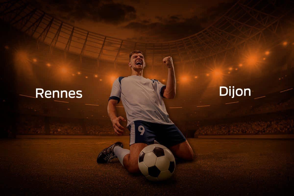 Rennes vs. Dijon FCO