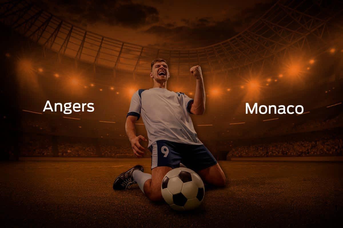 Angers SCO vs. AS Mónaco