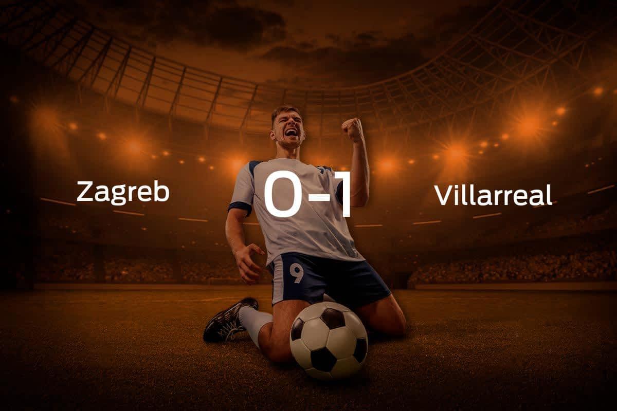 Dinamo Zagreb vs. Villarreal