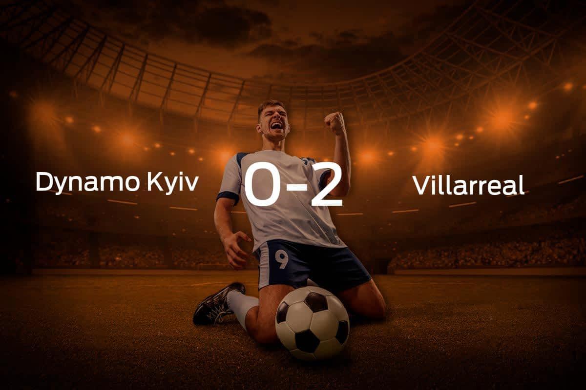 Dynamo Kyiv vs. Villarreal