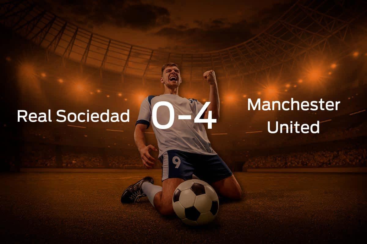 Real Sociedad vs. Manchester United