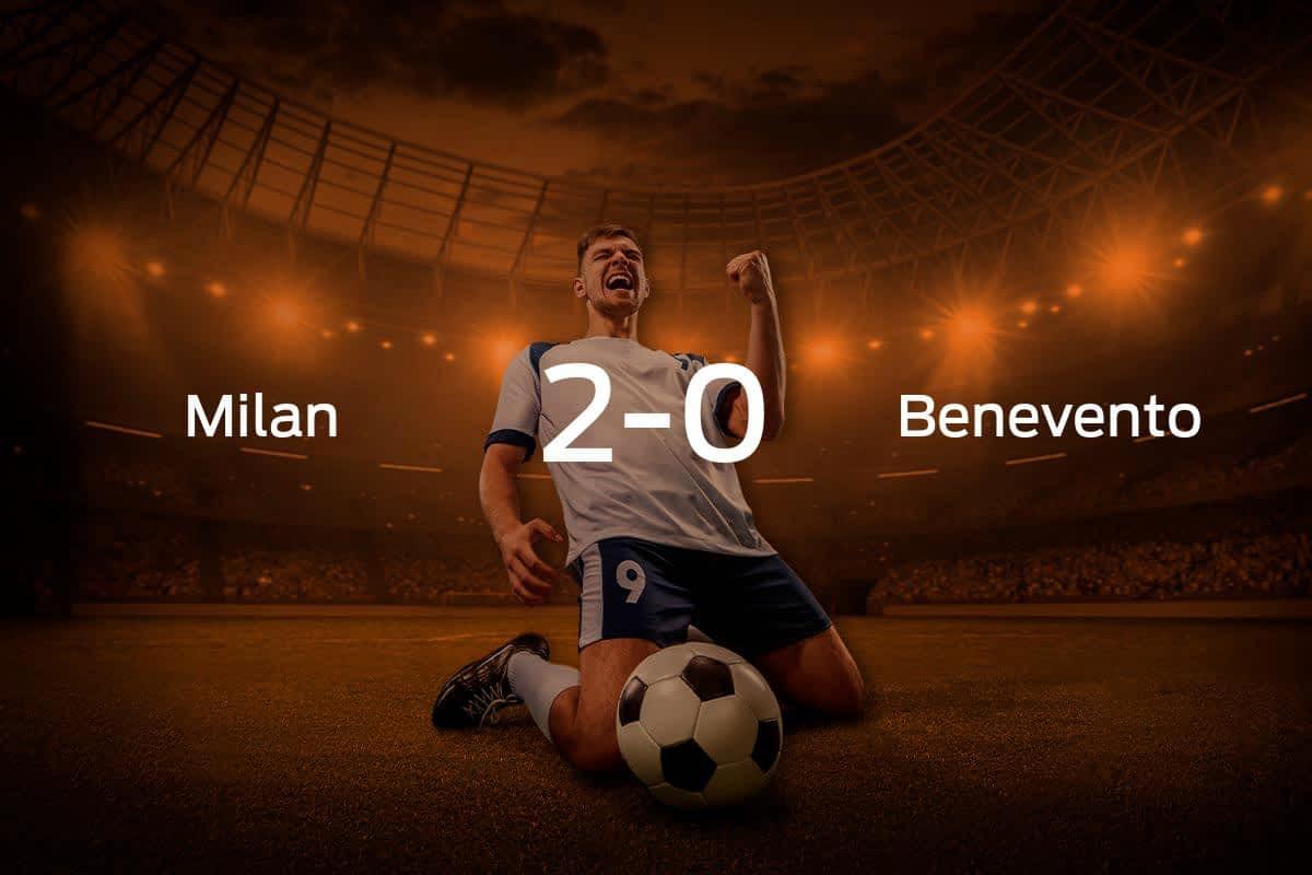 AC Milan vs. Benevento