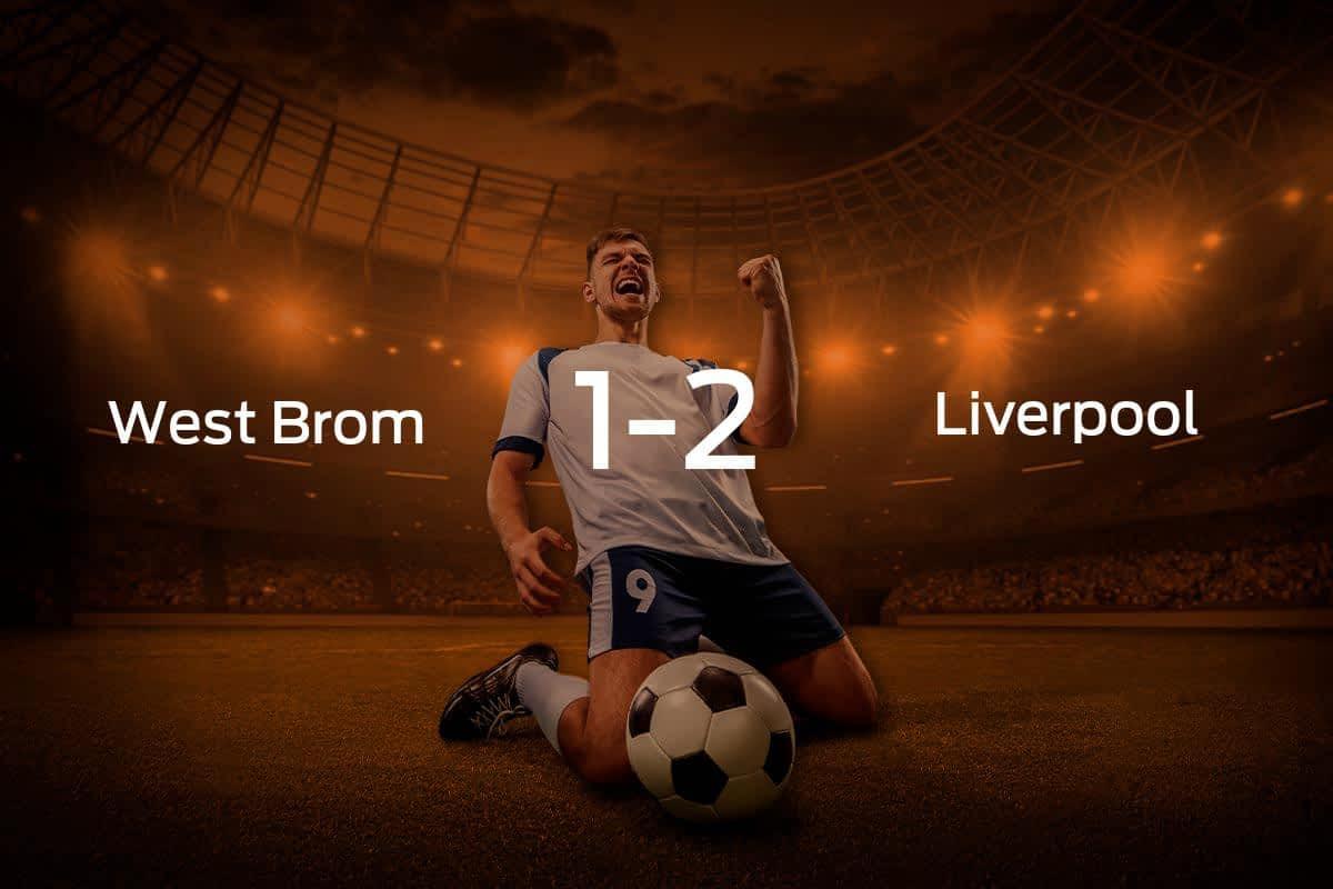 West Bromwich Albion vs. Liverpool