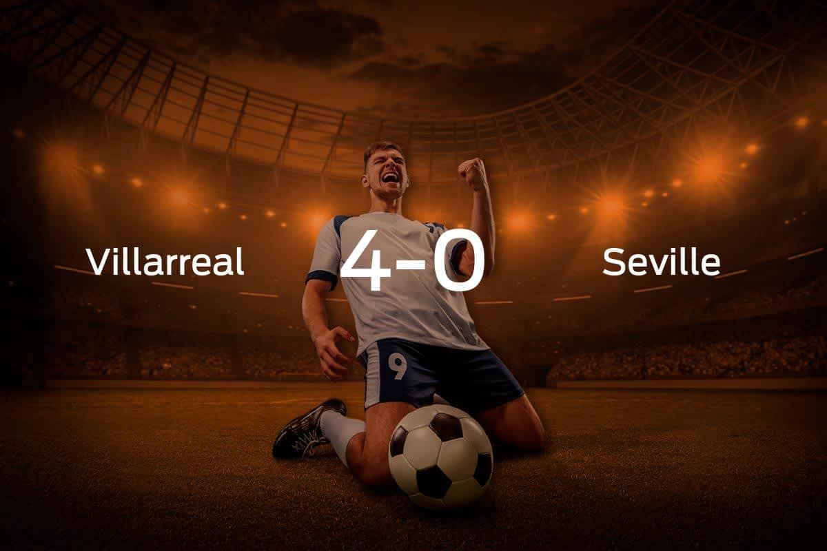 Villarreal vs. Seville