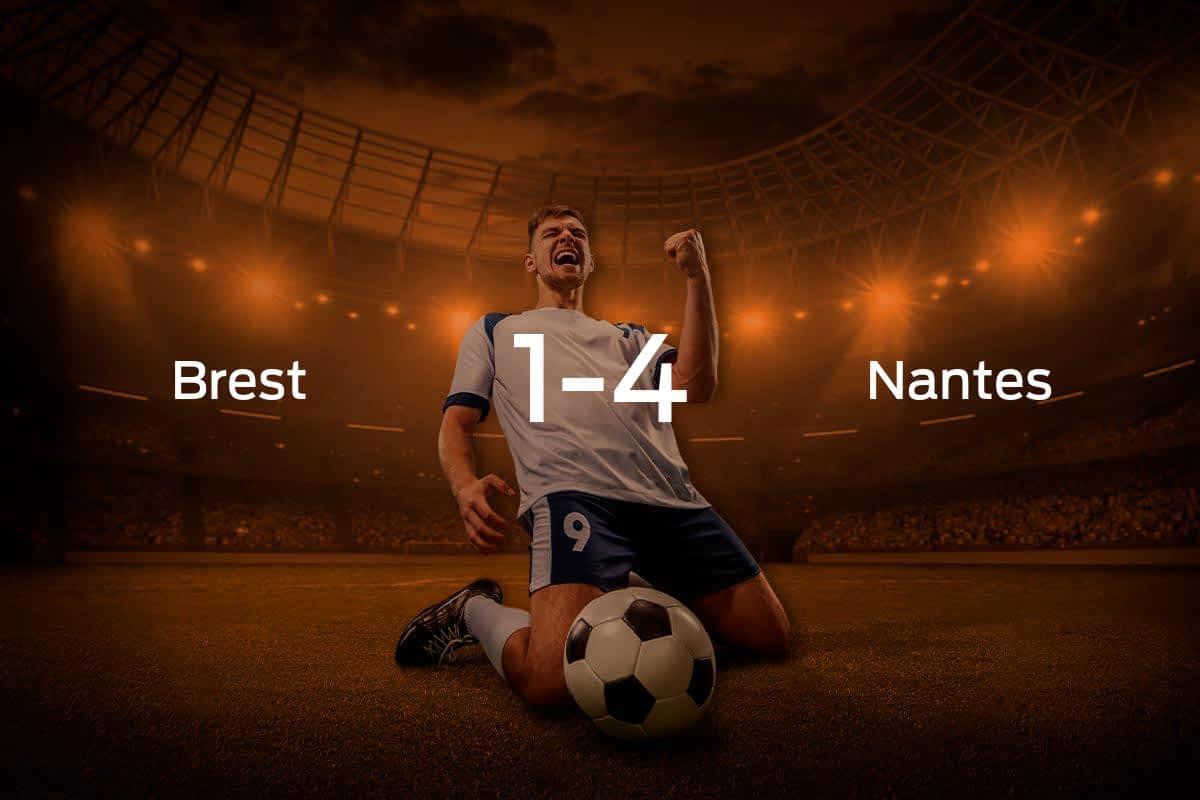 Brest vs. Nantes