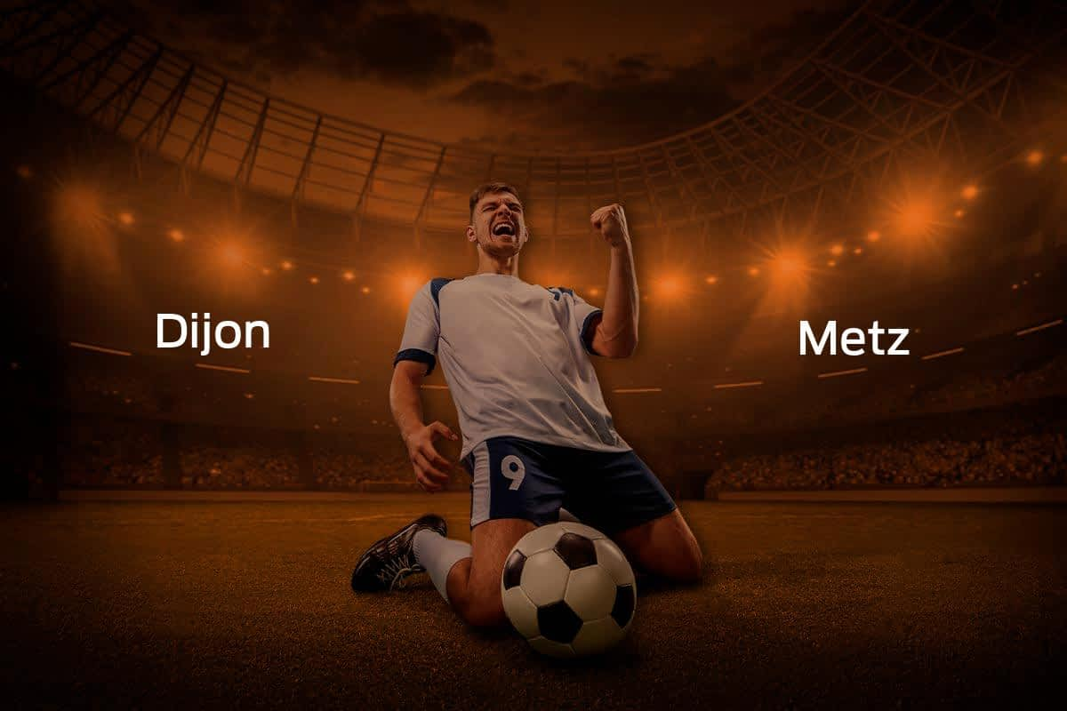 Dijon FCO vs. FC Metz