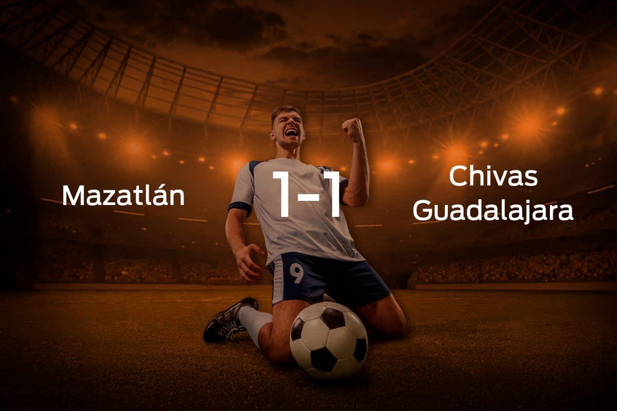 Mazatlán vs. Chivas Guadalajara