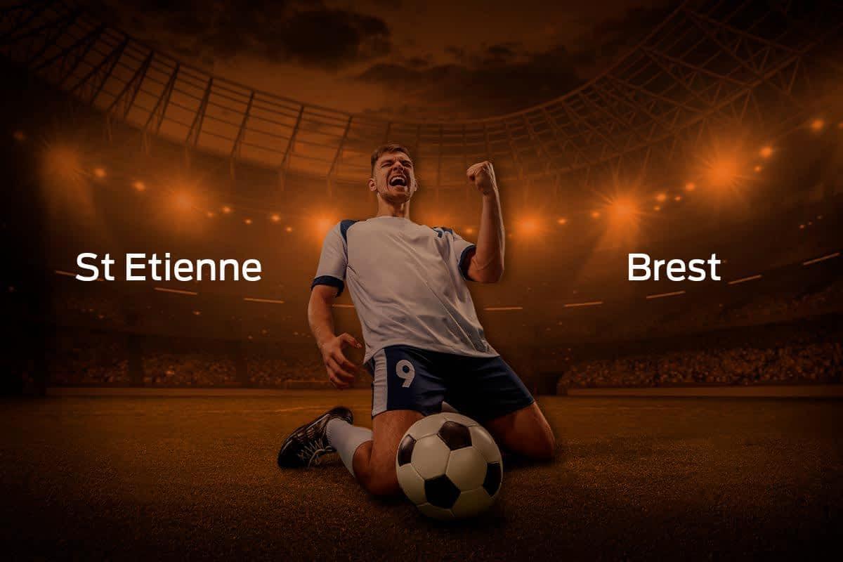 St Etienne vs. Brest