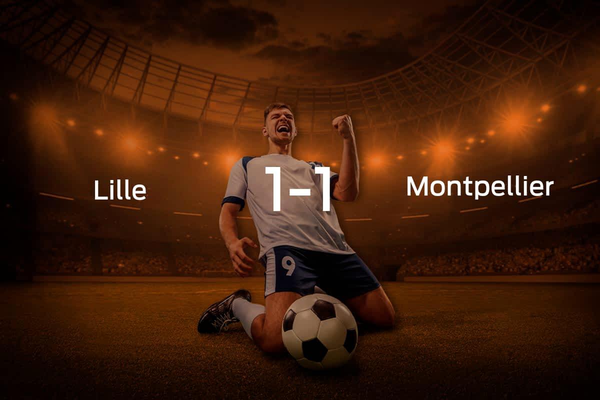 Lille vs. Montpellier