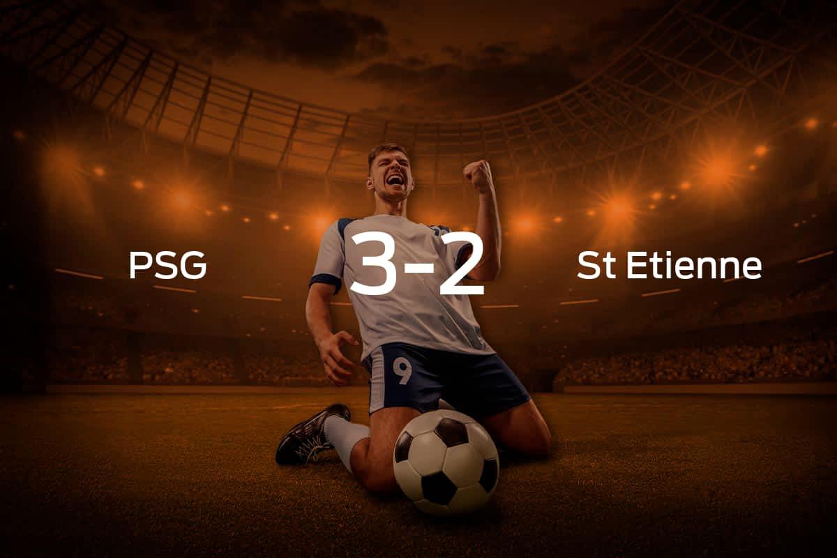 PSG vs. St Etienne