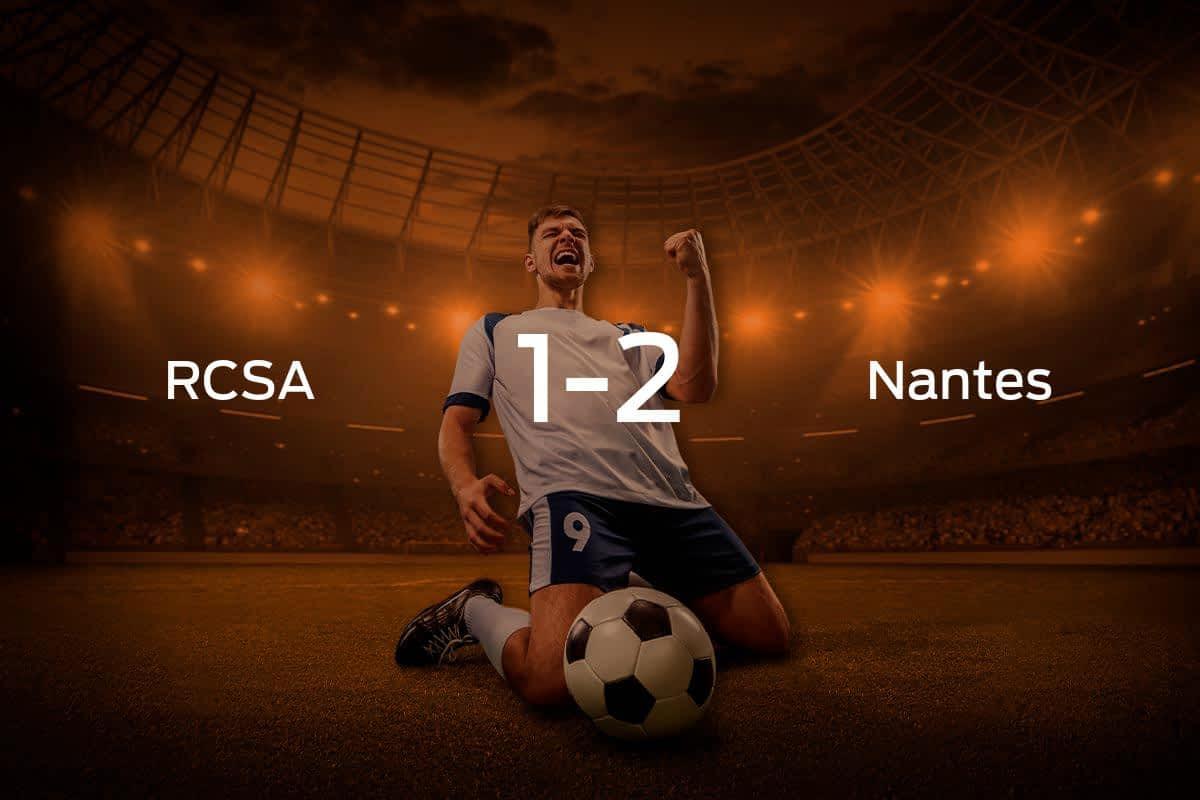RC Strasburg vs. Nantes