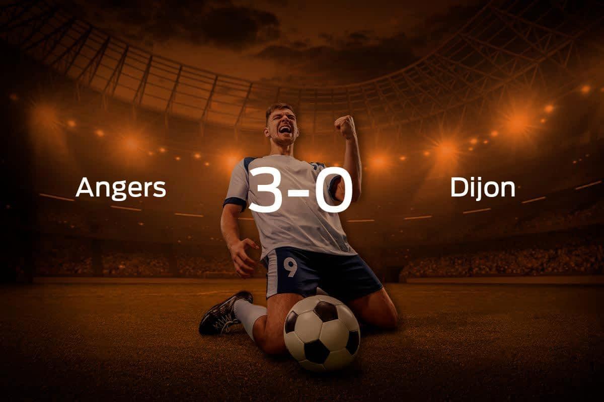 Angers SCO vs. Dijon FCO