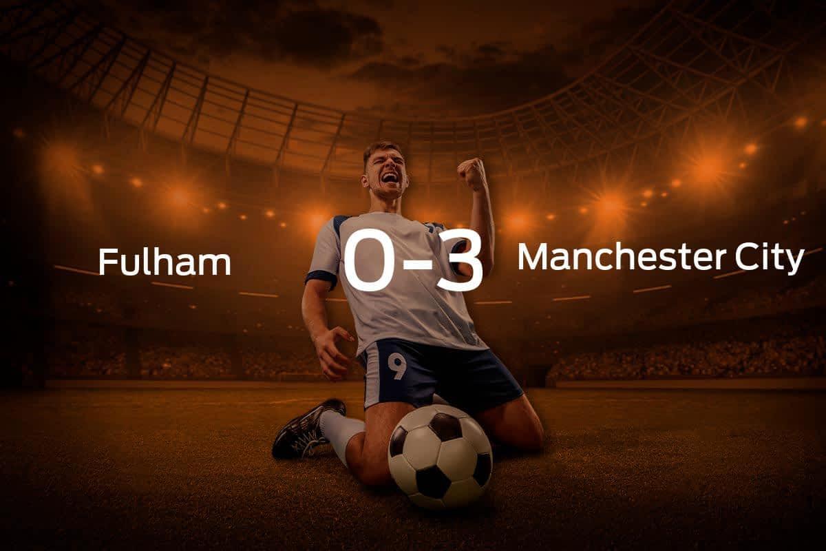 Fulham vs. Manchester City