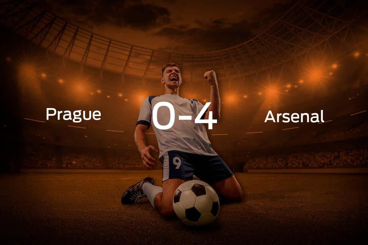 Slavia Praha vs. Arsenal