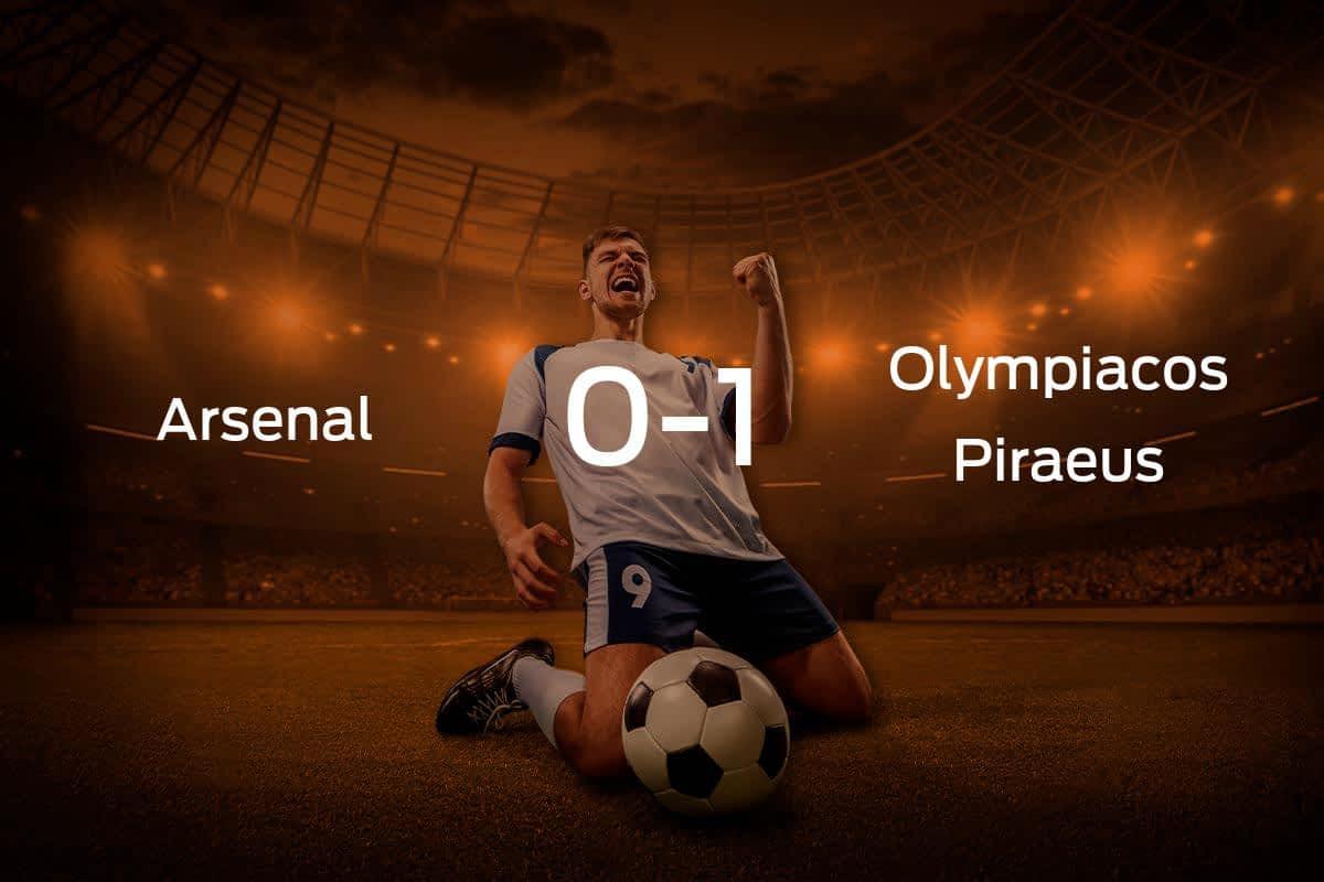 Arsenal vs. Olympiacos Piraeus