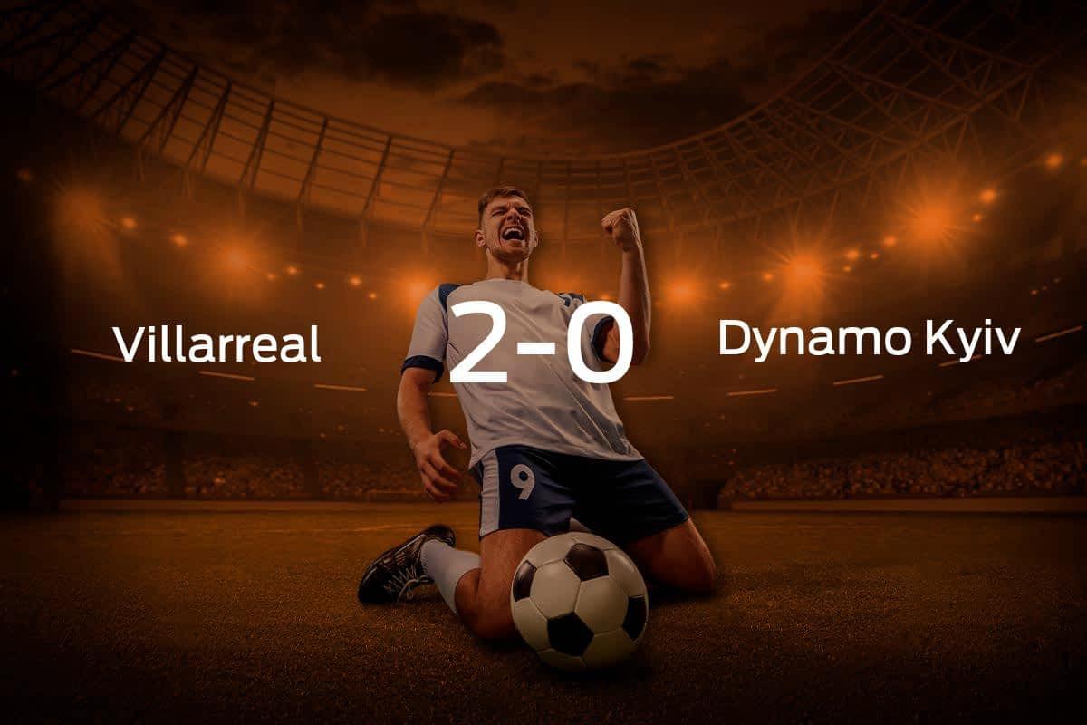 Villarreal vs. Dynamo Kyiv