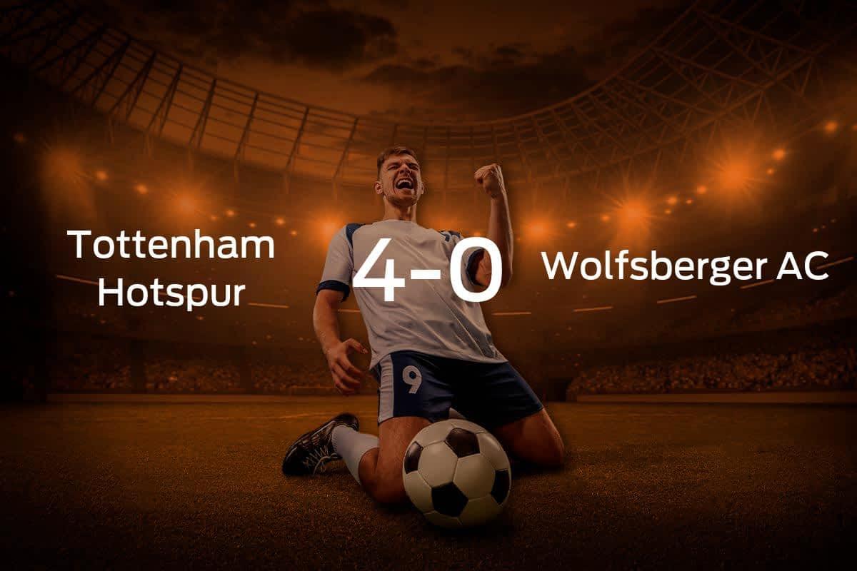 Tottenham Hotspur vs. Wolfsberger AC