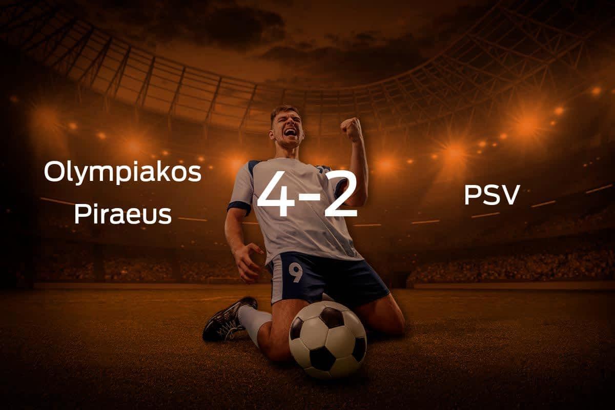 Olympiakos Piraeus vs. PSV