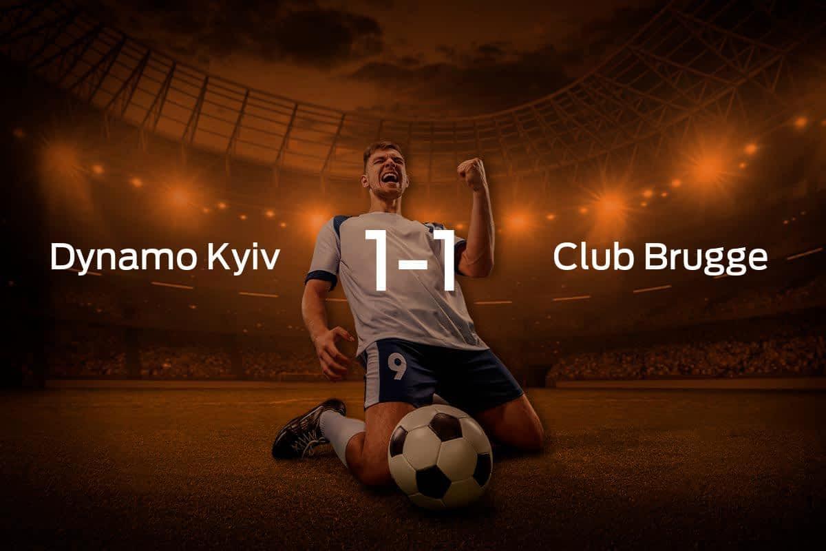 Dynamo Kyiv vs. Club Brugge