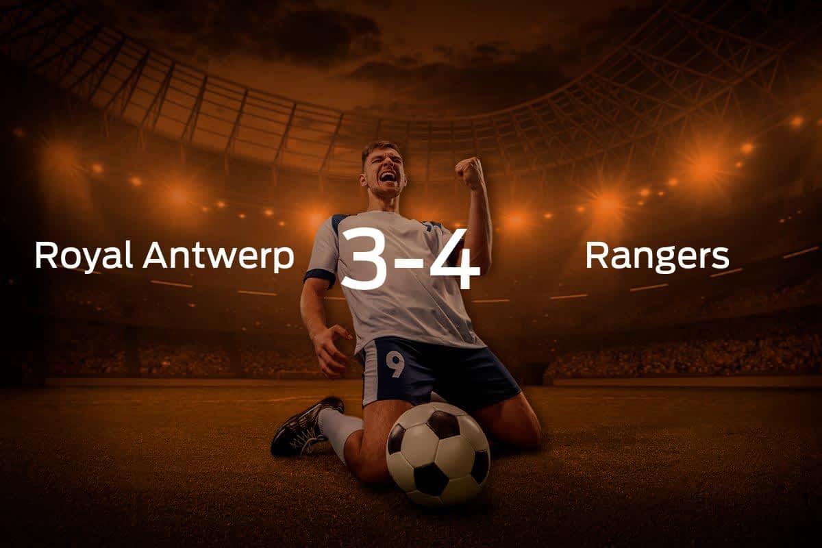 Royal Antwerp vs. Rangers