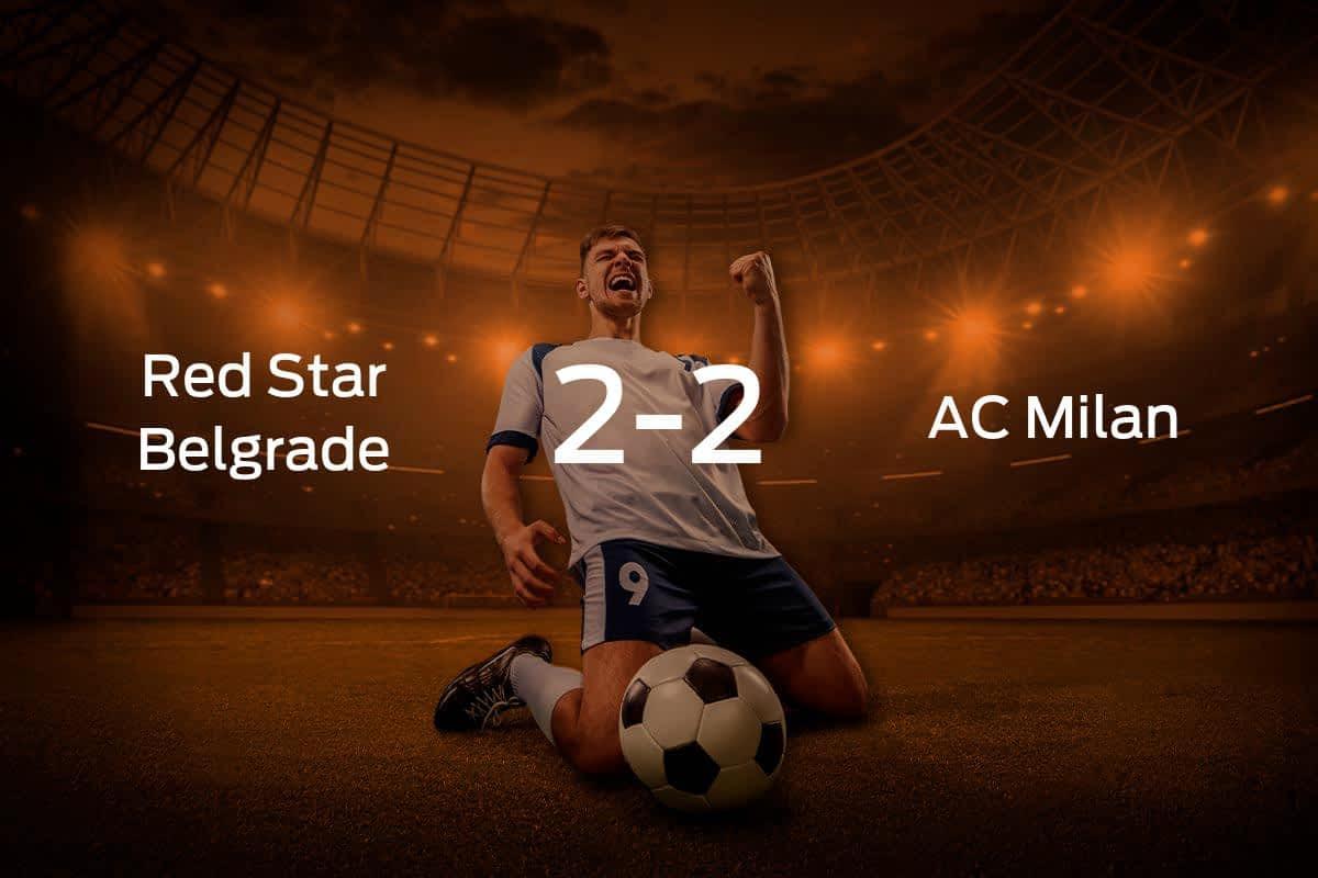 Red Star Belgrade vs. AC Milan