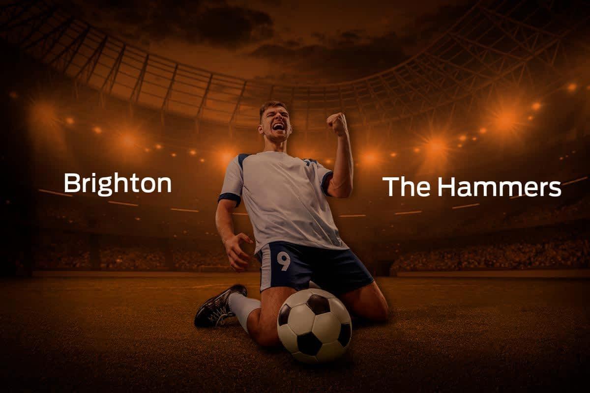 Brighton & Hove Albion vs. West Ham United