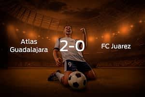 Atlas Guadalajara vs. FC Juarez