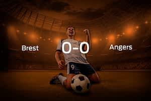 Brest vs. Angers