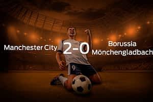 Manchester City vs. Borussia Mönchengladbach