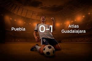 Puebla vs. Atlas Guadalajara