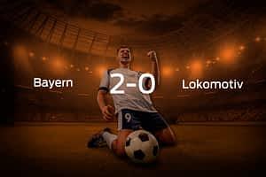 Bayern München vs. Lokomotiv Moscow
