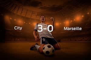 Manchester City vs. Olympique de Marseille