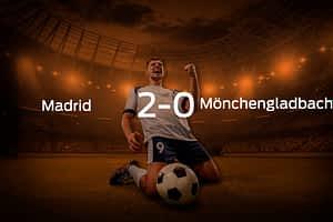 Real Madrid vs. Borussia Mönchengladbach