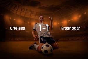 Chelsea vs. FC Krasnodar