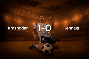 FC Krasnodar vs. Stade Rennais