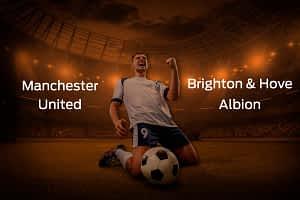 Manchester United vs. Brighton & Hove Albion