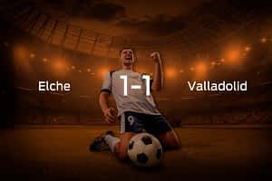 Elche vs. Real Valladolid