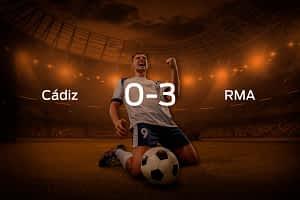 Cádiz vs. R Madrid