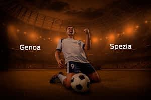 Genoa vs. Spezia Calcio