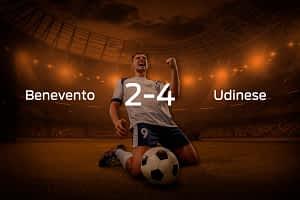 Benevento vs. Udinese
