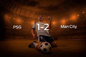 Paris Saint-Germain vs. Manchester City