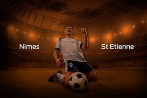 Nimes vs. St Etienne