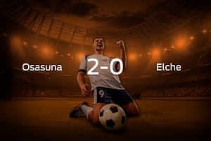 Osasuna vs. Elche