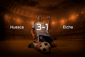 Huesca vs. Elche