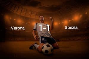 Hellas Verona vs. Spezia Calcio